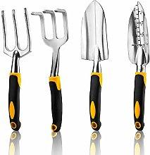 Bestine Gardening Shovel Tools Set, Shovel Rake