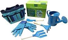 BESTOMZ Gardening Tool Set with Bag for Kids Games
