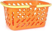 BESTOMZ Grocery Basket Customer Shopping Basket