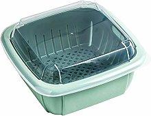 BESTonZON 1pc Kitchen Draining Basket Sink
