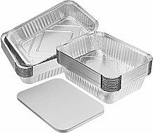 BESTONZON 20PCS Large Heavy Duty Aluminum Foil