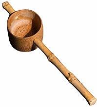BESTONZON Bamboo Tea Infuser Handmade Chinese Kung