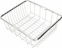 BESTonZON Stainless Steel Sink Drain Basket