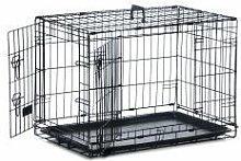 Bestpet - Safe 'N' Sound Dog Crate 2 Door
