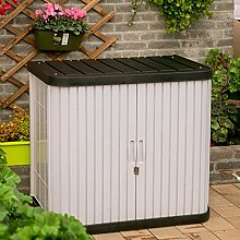 BESTSOON Outdoor Locker for Garden Furniture