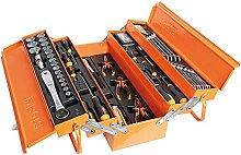Beta 2120L-E/T91-I Metal Tool Box with Set of 91