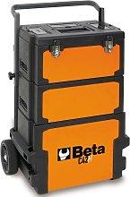 Beta Tools Rolling Tool Box C42H Orange 042000002