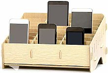 Betrothales Multifunctional Wooden Storage Box