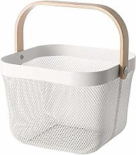 Betrothales Net Storage Basket Metal Cosmetic Box