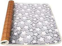 BETTE Reversible Dog Mat Cats Charming Cushions