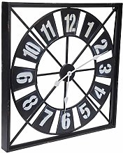 Better & Best 1402244–Square Wall Clock,
