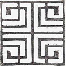 Better & Best Drawing Metal Square Placemat,