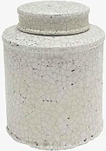 Better & Best Pñ Tall Small Canister, White,