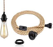 Betterlife - BETT Vintage 4.5 meter hemp rope
