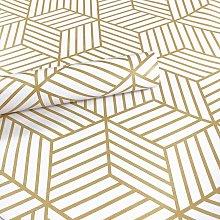 Betterlife - BETTE Vinyl wallpaper roll Hexagon