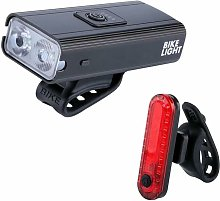 BetterLife Bicycle Lights Rechargeable Outdoor