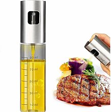 Betterlifegb - 100 ml oil spray bottle, stainless