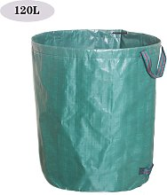 Betterlifegb - 120L Solid PE Garden Waste Bag -