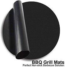Betterlifegb - 2 barbecue mats, kitchen mats,