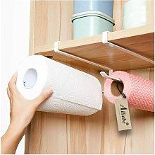 Betterlifegb - 2 pcs Paper towel dispenser under