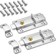 Betterlifegb - 2 pieces door latch, door safety