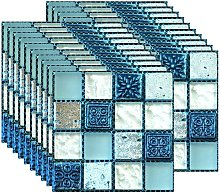 Betterlifegb - 20pcs Sticker Tile, Self Adhesive