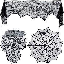 Betterlifegb - 3 Pieces Halloween Decorations Set