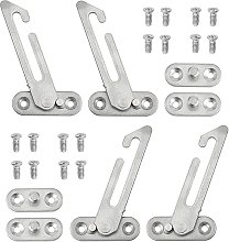 Betterlifegb - 4 Pack Window Restrictor Locks