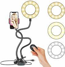 Betterlifegb - 40 LED Flexible 360 ??° Clamp Desk