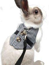 Betterlifegb - Adjustable Rabbit Costume Harness,