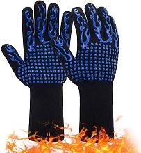 Betterlifegb - Anti-heat barbecue gloves 1 pair |