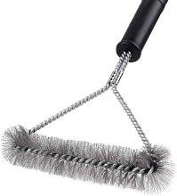 Betterlifegb - Barbecue cleaning brush, triangular