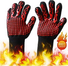 Betterlifegb - Barbecue Gloves, Hot Gloves, Winter