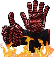 Betterlifegb - Barbecue Gloves Kitchen Gloves Heat