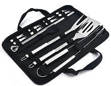 Betterlifegb - BBQ Tool Set, 16 Pieces Grill