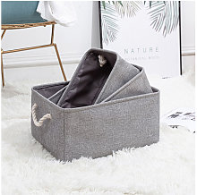 Betterlifegb - BetterLife Linen Linen Basket Linen