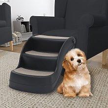 Betterlifegb - Folding 3-Step Dog Stairs