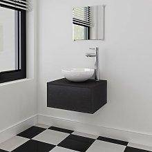 Betterlifegb - Four Piece Bathroom Furniture Set