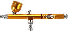 Betterlifegb - Gold Airbrush Air Pump Aerosol Pump