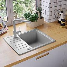 Betterlifegb - Granite Kitchen Sink Single Basin