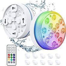 Betterlifegb - Hot Tub Lights, Submersible LED