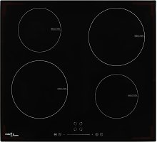 Betterlifegb - Induction Hob with 4 Burners Touch
