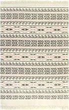 Betterlifegb - Kilim Rug Cotton 120x180 cm with