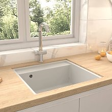 Betterlifegb - Kitchen Sink with Overflow Hole