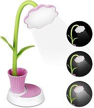 Betterlifegb - LED Desk Lamp with Pen Holder,