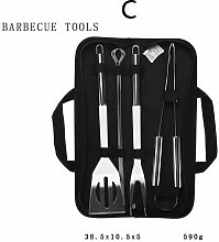 Betterlifegb - Outdoor barbecue barbecue tool set,