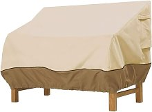 Betterlifegb - Patio Lounge Bench Covers