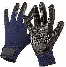 Betterlifegb - Pet Hair Bristles Gloves Hair