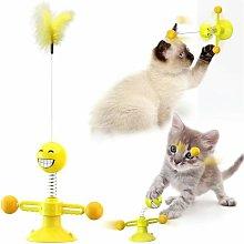 Betterlifegb - Pet Toys Funny Cat Stick Spring
