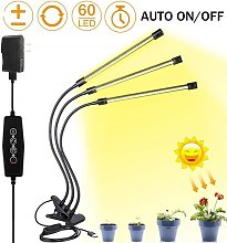 Betterlifegb - Plant Growth Lamp, 60 LEDs
